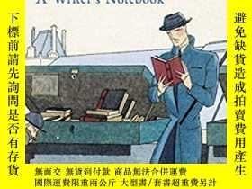 二手書博民逛書店作家的筆記本罕見A Writer s NotebookY2106