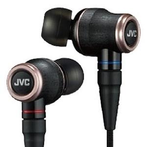 【送收納盒】JVC HA-FW01 Wood系列入耳式耳機 可拆卸 日本限量原裝
