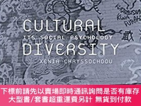二手書博民逛書店預訂Cultural罕見Diversity - Its Social PsychologyY492923 Xe