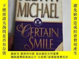 二手書博民逛書店A罕見certain smileY206777 Judith M
