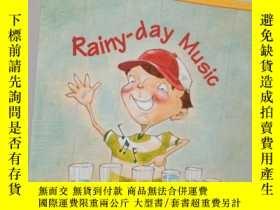 二手書博民逛書店rainy-day罕見musicY12498