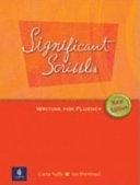 二手書博民逛書店 《Significant Scribbles: Writing for Fluency》 R2Y ISBN:9620053435