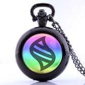 學生手錶神奇寶貝MegaStone項懷錶石英錶 免運快速出貨
