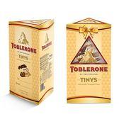 TOBLERONE 迷你巧克力禮盒176g【愛買】