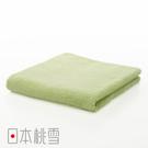 日本桃雪居家毛巾(綠色) 鈴木太太