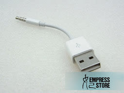 【妃航】全新 iPod shuffle 3 4 5 3代 4代 5代 傳輸線 與電腦USB同步+充電