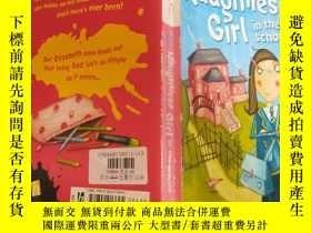 二手書博民逛書店The罕見Naughtiest Girl in the School:學校裏最淘氣的女孩Y200392