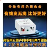 4.2藍芽接收器轉換音箱功放耳機音頻模塊無損家用播放音響適配器 智慧e家