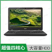 宏碁 acer Aspire ES1-332 黑 1TB HDD大容量特仕版【升6G/N3450/13.3吋/霧面螢幕/輕薄/Win10/Buy3c奇展】