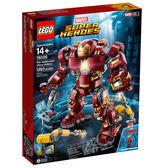 樂高積木LEGO 超級英雄系列 76105 浩克毀滅者 奧創紀元版