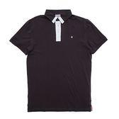 HYPER HEROES 男版短袖白領款POLO衫-褐 CL1SSM501 | OS小舖
