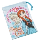 日本 DISNEY 冰雪奇緣 FROZEN 日本製 漱口杯專用袋/小物袋