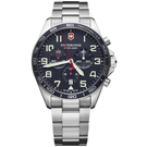 VICTORINOX SWISS ARMY瑞士維氏Fieldforce計時手錶  VISA-241857