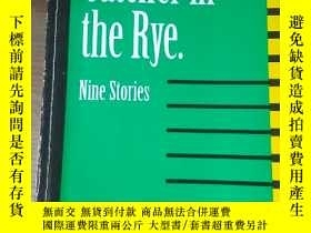 二手書博民逛書店CATCHER罕見IN THE RYEY10980 CATCHER IN THE RYE CATCHER IN