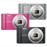 SONY DSC-W810 數位相機 ★贈16G卡+電池(共2顆)+原廠包+保護貼+小腳架+清潔組 大全配