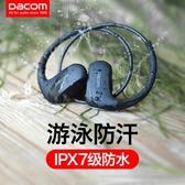 運動耳機 運動藍芽耳機無線雙耳男健身跑步不掉入耳掛式防水游泳 JD 交換禮物