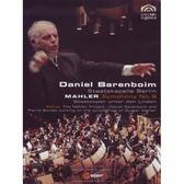 【正版全新DVD清倉 4.5折】馬勒:第九號交響曲/ 巴倫波因(指揮)柏林國立管弦樂團  (DVD)