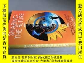 二手書博民逛書店Shaping罕見the Future: Aspirationa