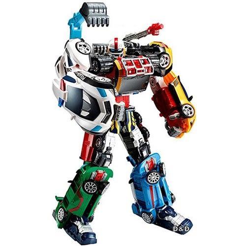 《 TOBOT 》機器戰士 - 中型無敵鐵甲金剛戰神╭★ JOYBUS玩具百貨