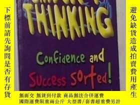 二手書博民逛書店英語原版罕見Smart Thinking:Confidence
