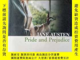 二手書博民逛書店PRIDE罕見AND PREJUDICE Jane Austen