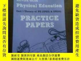 二手書博民逛書店Revise罕見GCSE Physical Education