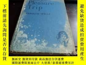 二手書博民逛書店1909年罕見Pattys Pleasure Trip 全英文版