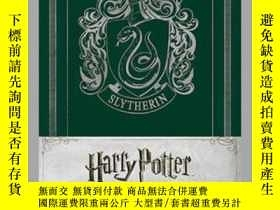 二手書博民逛書店Harry罕見Potter Slytherin Hardcover Ruled JournalY410016