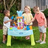 幼之圓~美國Little Tikes 百變水管噴泉 親子餐廳 民宿 幼兒園 全新上市