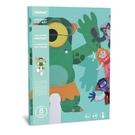 《 MiDeer 》活動人偶DIY / JOYBUS玩具百貨