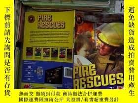二手書博民逛書店rescue罕見operations fire rescues 救援行動火災救援Y203004