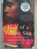【書寶二手書T1/原文小說_GV7】Half Of A Yellow Sun_Chimamanda Ngozi Adichie