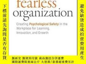 二手書博民逛書店The罕見Fearless OrganizationY364153 Amy C. Edmondson John