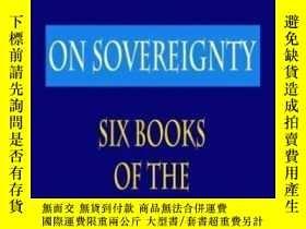 二手書博民逛書店On罕見Sovereignty-論主權Y436638 Jean Bodin Createspace Indep