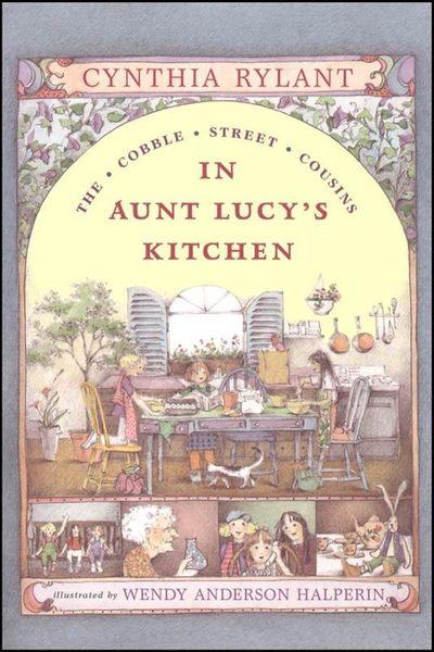 (二手書)Cobble Street Cousins: In Aunt Lucy's Kitchen