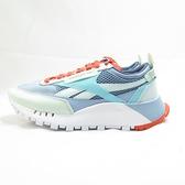 REEBOK CL LEGACY 慢跑鞋 女款男碼 FZ0812 淺藍拼接【iSport愛運動】