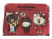 【出清特賣】Hello Kitty我的新朋友地墊【合迷雅好物超級商城】