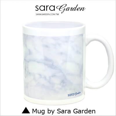 客製 手作 彩繪 馬克杯 Mug 高清 暈染 淡藍 大理石 咖啡杯 陶瓷杯 杯子 杯具 牛奶杯 茶杯