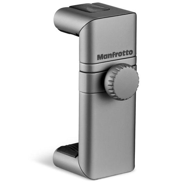 ◎相機專家◎ Manfrotto TwistGrip Clamp 手機夾 腳架夾 支撐架 正成公司貨