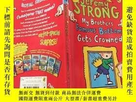 二手書博民逛書店my罕見brother s famous bottom gets crowned:我哥哥著名的臀部加冕:Y20