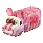 《 TOMICA 》JW首飾收納珠寶車-糖果米妮(日本限定) / JOYBUS玩具百貨