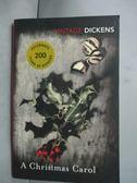 【書寶二手書T7/原文小說_HKM】A Christmas Carol_Dickens, Charles