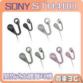 SONY 開放式立體聲 有線耳機 STH40D,雙重聆聽的開放式設計,支援Google & Siri,神腦代理