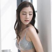 【華歌爾】TENCEL天絲雲彩紗 D罩杯內衣(晨霧灰)