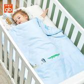 【中秋好康下殺】嬰兒被新生兒抱被棉質嬰兒包被秋冬夾棉加厚初生兒抱毯寶寶用品