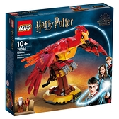 LEGO樂高 76394 Fawkes, Dumbledore's Phoenix 玩具反斗城
