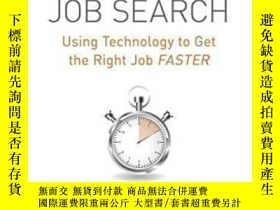 二手書博民逛書店The罕見2-hour Job SearchY368185 St