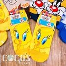 華納 樂一通系列 大嘴怪兔巴哥翠迪鳥 短襪 造型襪 襪子 直版襪 C款 COCOS SO040