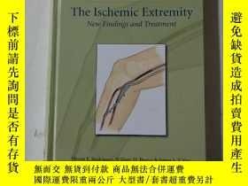 二手書博民逛書店The罕見Ischemic Extremity New Find