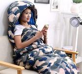 睡袋 睡袋成人戶外室內秋冬四季加厚保暖露營旅行單人隔臟LB2928【Rose中大尺碼】